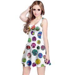 Play with me Reversible Sleeveless Dress