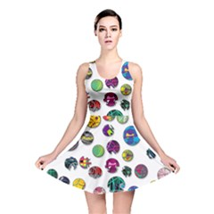 Play with me Reversible Skater Dress