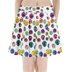 Play with me Pleated Mini Skirt