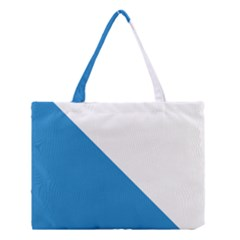 Flag of Canton of Z¨1rich Medium Tote Bag