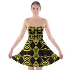 RAZZ Strapless Bra Top Dress