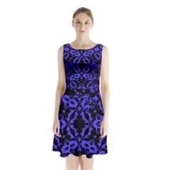 20160928 165554 Hdr (3)hthikik8k Sleeveless Chiffon Waist Tie Dress