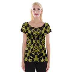 ;k (2)nh Women s Cap Sleeve Top