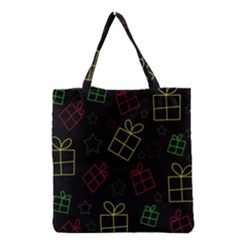 Xmas gifts Grocery Tote Bag