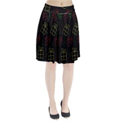 Xmas gifts Pleated Skirt