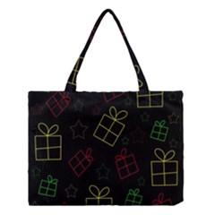 Xmas Gifts Medium Tote Bag