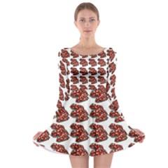 Hsp Long Sleeve Skater Dress