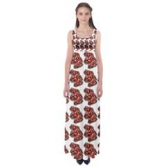 Hsp Empire Waist Maxi Dress
