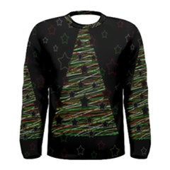 Xmas tree 2 Men s Long Sleeve Tee