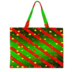 Star Sky Graphic Night Background Large Tote Bag