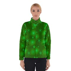 Green Xmas design Winterwear
