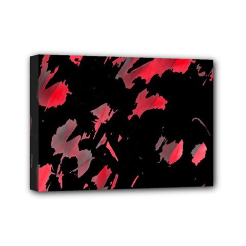 Painter was here  Mini Canvas 7  x 5