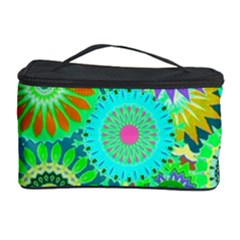 Funky Flowers A Cosmetic Storage Case