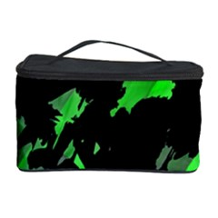 Painter was here - green Cosmetic Storage Case