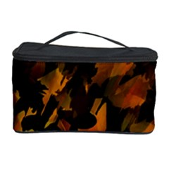 Abstract Autumn  Cosmetic Storage Case