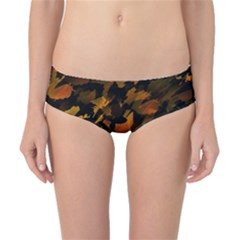 Abstract Autumn  Classic Bikini Bottoms