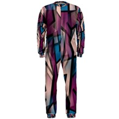 Purple high art OnePiece Jumpsuit (Men)