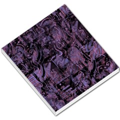 Purple town Small Memo Pads