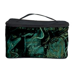 Green town Cosmetic Storage Case