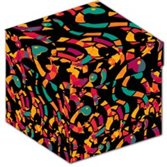 Colorful snakes Storage Stool 12