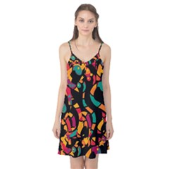 Colorful snakes Camis Nightgown