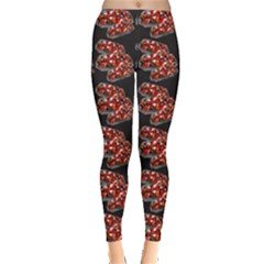 HSP on Black Leggings