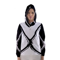 OUTTIME_X Hooded Wind Breaker (Women)