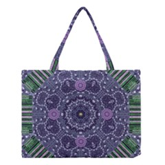 Star Of Mandalas Medium Tote Bag