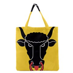 Flag of Canton of Uri Grocery Tote Bag