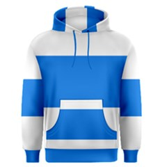 Flag of Canton of Zug Men s Pullover Hoodie