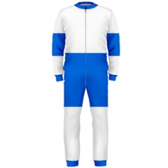 Flag of Canton of Zug OnePiece Jumpsuit (Men)