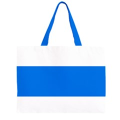 Flag of Canton of Zug Large Tote Bag
