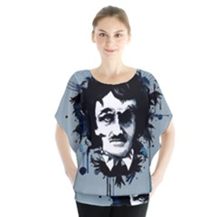 Edgar Allan Crow Blouse
