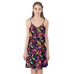 Colorful dragonflies design Camis Nightgown