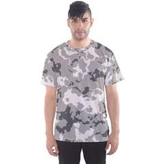 Winter Camouflage Men s Sport Mesh Tee