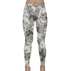 Winter Camouflage Yoga Leggings