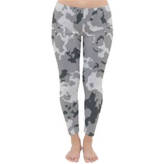 Winter Camouflage Winter Leggings