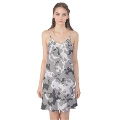 Winter Camouflage Camis Nightgown