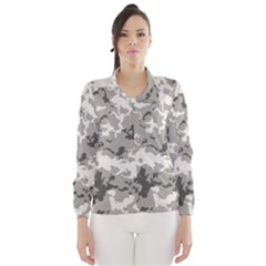 Winter Camouflage Wind Breaker (women)
