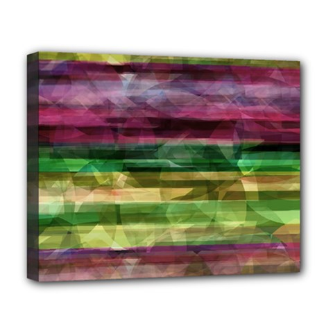 Colorful marble Deluxe Canvas 20  x 16