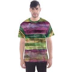 Colorful marble Men s Sport Mesh Tee
