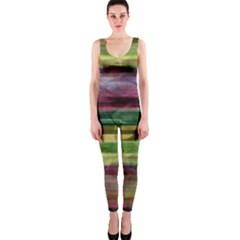 Colorful marble OnePiece Catsuit