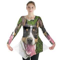 Rat Terrier second Long Sleeve Tunic