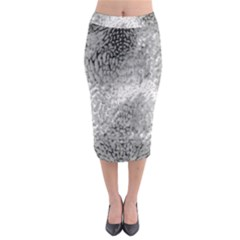 Whitesnake Midi Pencil Skirt