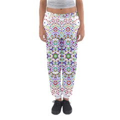 The Flower Of Life Women s Jogger Sweatpants