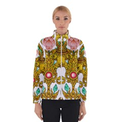 Traditional Thai Style Painting Winterwear