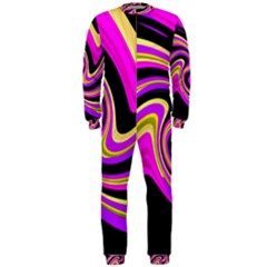 Pink and yellow OnePiece Jumpsuit (Men)