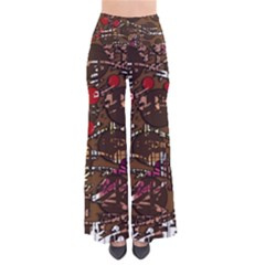 Brown Confusion Pants