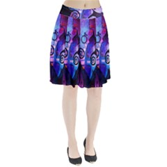 Midnight In My Mind Pleated Skirt