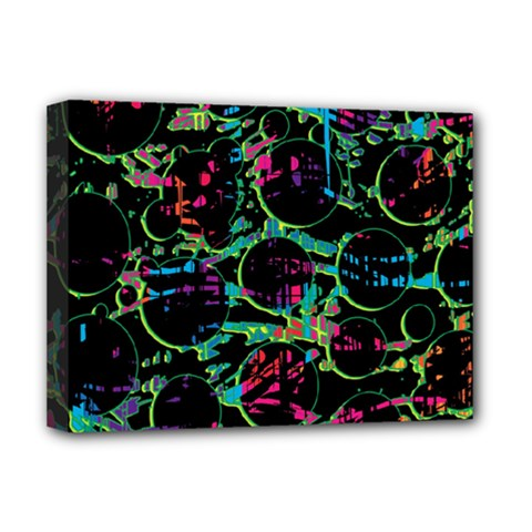Graffiti style design Deluxe Canvas 16  x 12